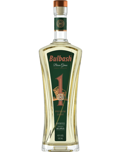 Bulbash® №1 Bison Grass